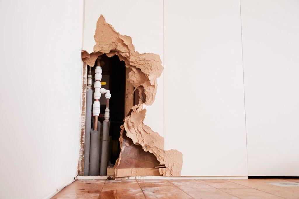 ostecenje zida od vode