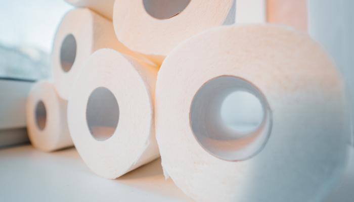 zastopan wc od wc papira