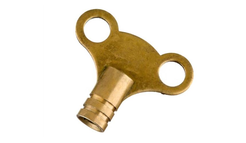 Vrsta kljuca za odrzacivanje radijatora