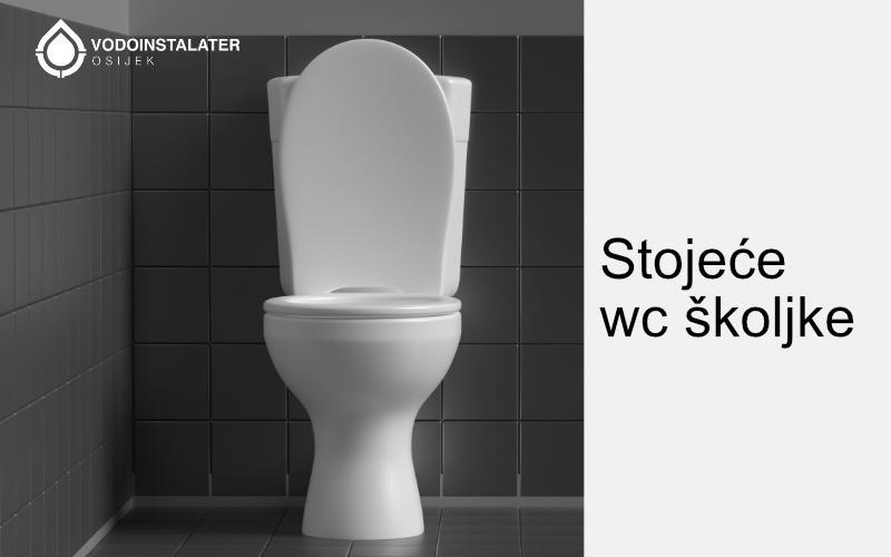Stojece wc skoljke